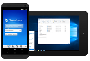 A TeamViewer applikáció Windows 10-re